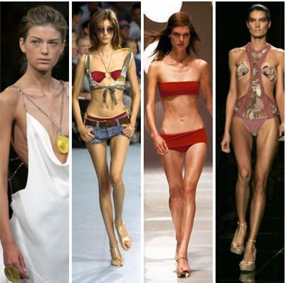 Two French Fashion Mogul LVMH And Kering Ban The Use Of Size Zero Models In Catwalk Shows