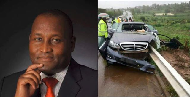 Kenyan Governor Confirmed Dead Following Horrifying Motor Accident (Photos)