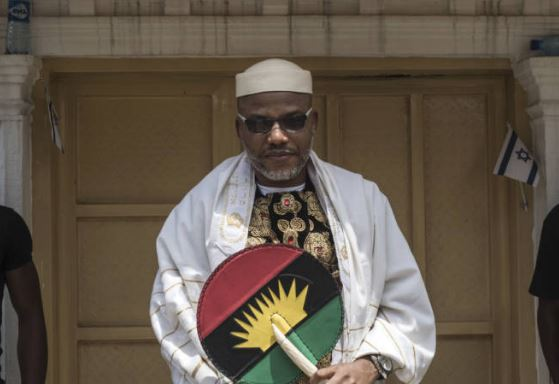 IPOB Announces The Sack Of Runaway Leader Mr. Nnamdi Kanu, Accused Of Funds Diversion