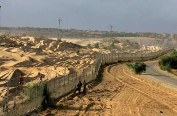 Israel Announces The Closure Of Its Gaza Border Crossing
