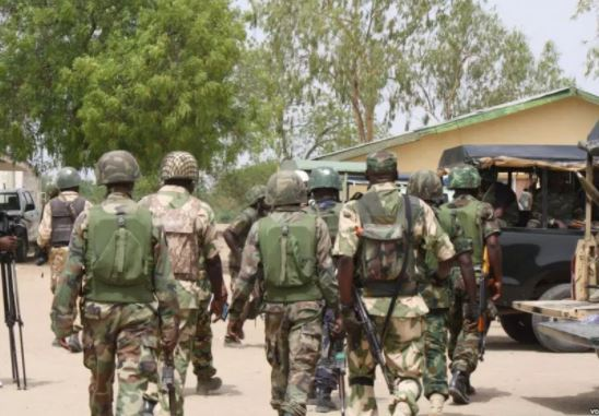 Nigerian Army Confirms The Killing Of 20 Boko Haram Terrorist In The Lake Chad Basin