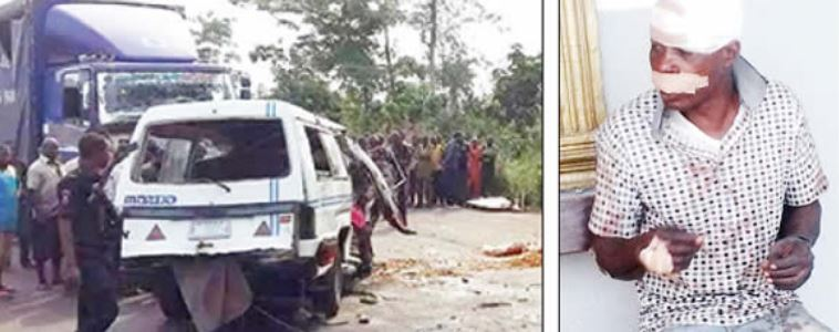 Hasty Commercial Bus Driver Dispatched 10 People to Early Graves