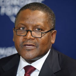 Dangote's Farewell Message To Daughter Fatima Just Shows Their Strong Father-Daughter Bond
