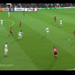 Video: Bournemouth vs Man Utd 0-2. The Goals And Match Highlights