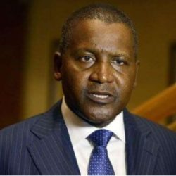 Dangote says it will complete the longest concrete road in Nigeria by December