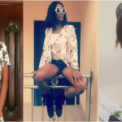 Nigerian Lady lists her achievement as she celerates her 20th Birthday (Photos)
