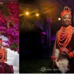 Photos from Dj Sose's Traditional and White Wedding