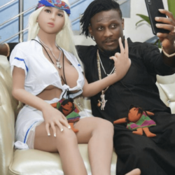 I am yet to have sex with my sex doll – Nigerian singer, Mr. Shaa