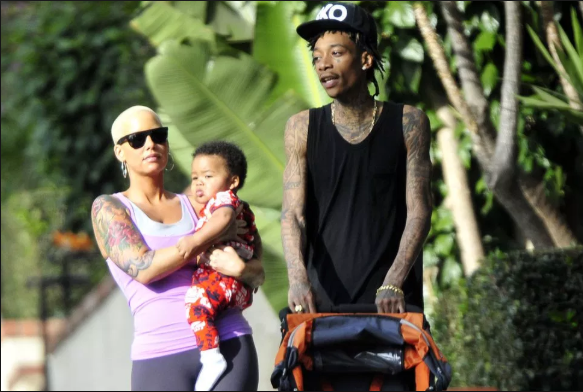 Amber Rose And Wiz Khalifa Took Their Son To Meet Taylor Swift And His Reaction Was Too Cute Theboxshowafrica