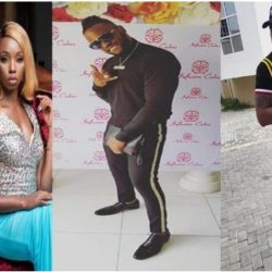 #BBNaija2018: 'All Mine' – Bambam gushes over Teddy A