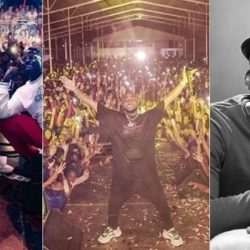 Davido Performs In A Sold Out Concert In A Not So Popular Country In South America, Bovi Reacts