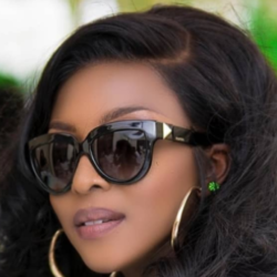 Actress Yvonne Okoro denies she is bleaching her skin