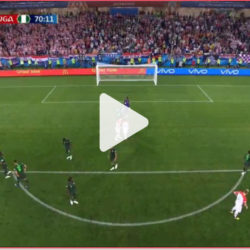 #WorldCup 2018: Croatia vs Nigeria 2-0. The Goals And Match Highlights