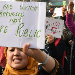 Activists Raped After Performing Street Play