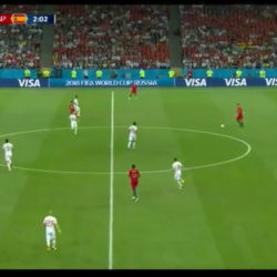 #WorldCup 2018 Video: Portugal vs Spain 3-3. The Goals And Match Highlights