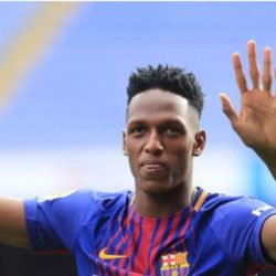 Barcelona to sell Yerry Mina