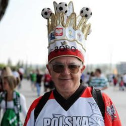 78-Year-Old Football Fan Heads To His 11th World Cup