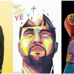 "Kanye West's album title accidentally lead fans to Burna Boy' song ""Ye"" and they are loving it"