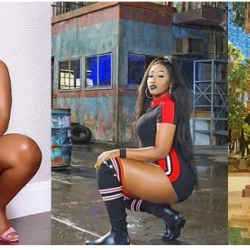 """I have not had sex since 2017, now I feel like a Virgin"" – Victoria Kimani"