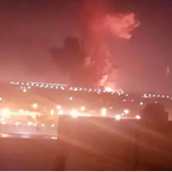 12 Injured In Chemical Factory Blast Outside Egyptian Airport