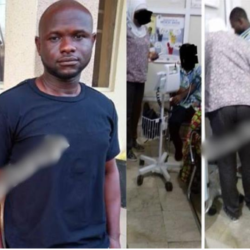27-year-old man who has never had an erection before undergoes surgery in Abuja (photos)