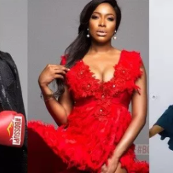 Chika Ike reveals she was rejected from birth by her father because he didn't want a girl