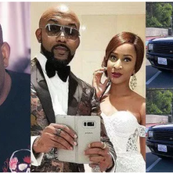 Don Jazzy blasts Ladies who mocked Banky W's car