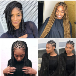 9 Braided Hairstyles To Make You Look Beautiful This Weekend