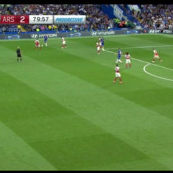 #PremierLeague #CHEARS: Chelsea vs Arsenal 3-2. The Goals And Match Highlights