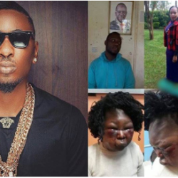 Singer Pepenazi Reacts To Man Who Battered His Wife Over Food