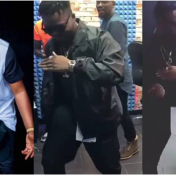 "No More 'Shaku Shaku' as Olamide Introduces ""Kpakujemu"" A New Dance For His 'Motigbana' (Video)"