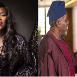 """How Olu Jacobs Knew I Was An Adopted Child"" – Joke Silva"