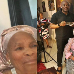 Billionaire Mogul, Tony Elumelu's Mother Set To Mark Her 90th Birthday (photos)