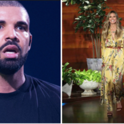 Drake Tried to Date Heidi Klum—But She Ignored His Texts