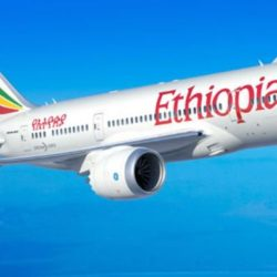 """Ethiopian Airlines Emerges """"Best African Airline"""""""
