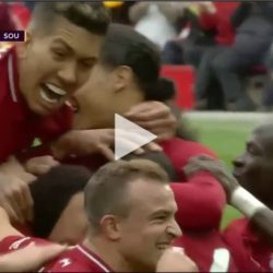 #EPL #LIVSOU: Liverpool vs Southampton 3-0. The Goals And Match Highlights
