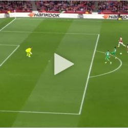 #UEFA #ARSVOR: Arsenal vs Vorskla 4-2. The Goals And Match Highlights