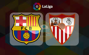 #LALIGA #BARSEV: Predict The Correct Score For The Match Between Barcelona vs Sevilla  & Win A Recharge Card…Ts&Cs Apply