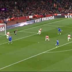 #EPL #ARSLEI: Arsenal vs Leicester City 3-1. The Goals And Match Highlights