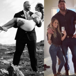 Game of Thrones star Björnsson confirms marriage to his girlfriend Kelsey Henson (Photos)