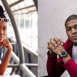 """I'm not your mate"" – Nigerian lady 'angry' at French footballer, Mbappe for not replying her DM"
