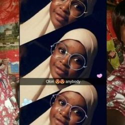 Nigerian Lady Celebrates And Thanks God For Being Disvirgined