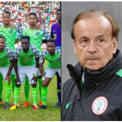 Mikel, Onazi, dropped as Gernot Rohr names squad to face South Africa (See full list)