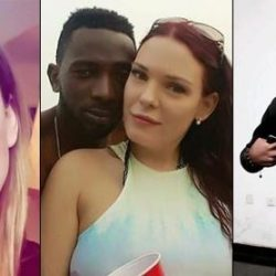Singer May D And His White Fiancee, Carolina Welcome A Son (Photos)