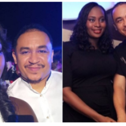 Daddy Freeze boasts of his wife never doing such after a woman sowed her husband's N300,000 to her pastor