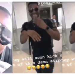 """I Was Not Arrested Or Detained In Dubai Airport"" – BBNaija Tobi Bakre Speaks Out By Medua"