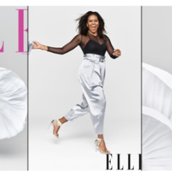 "Michelle Obama Glows As She Covers 'Elle""s December 2018 Issue (Photos)"