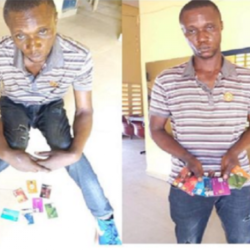 Police arrest man who specialises in duping bank customers at ATM