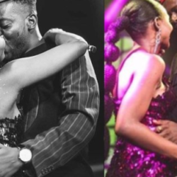 Simi and Adekunle Gold engaged, hold wedding introduction