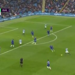 #MCIEVE: Man City vs Everton 3-1. The Goals And EPL Match Highlights